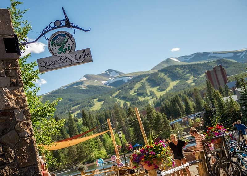 Quandary Bar and Grille, Breckenridge